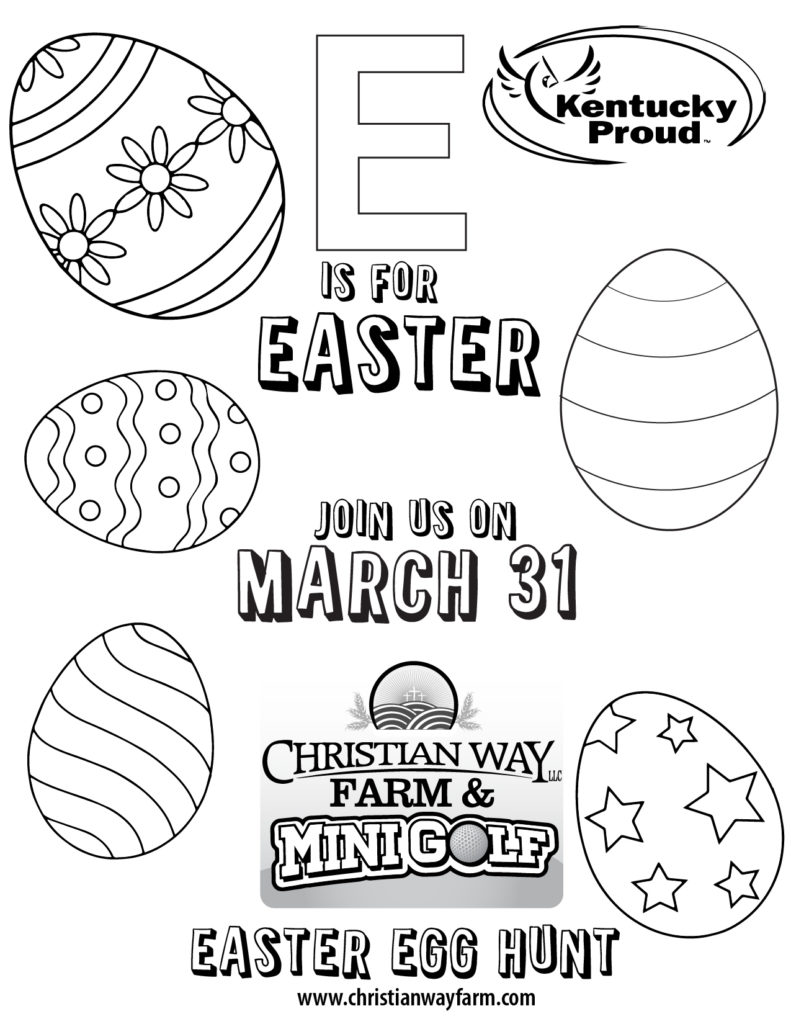 photo regarding Printable Egg called Easter Egg Hunt - Hopkinsville, KY - No cost Printable