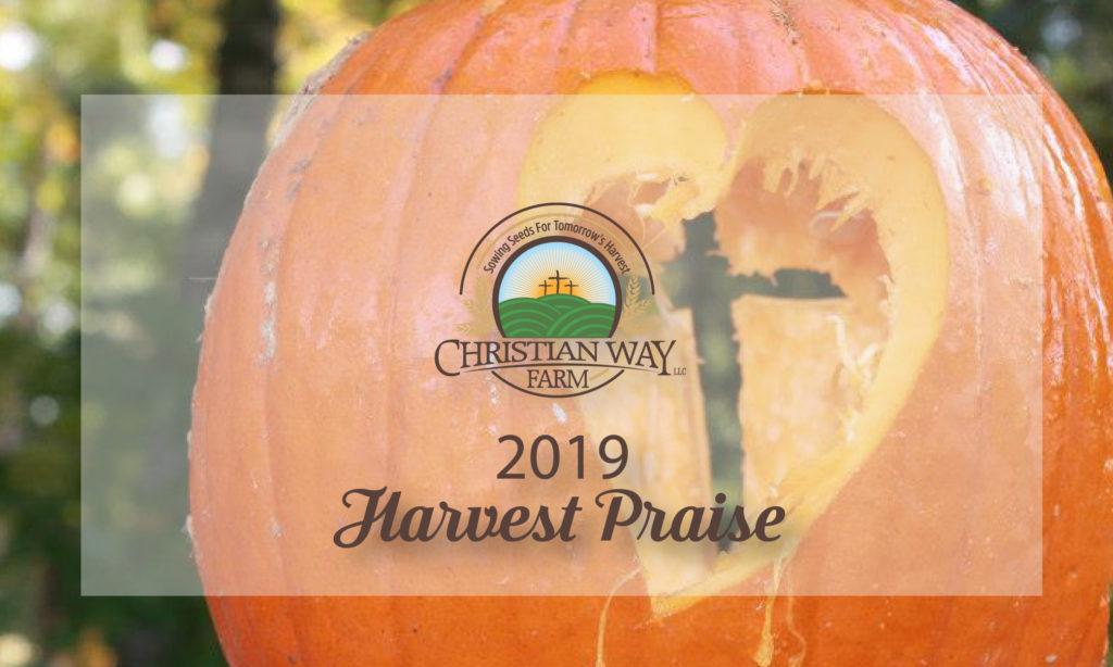 Harvest Praise October 19, 2019