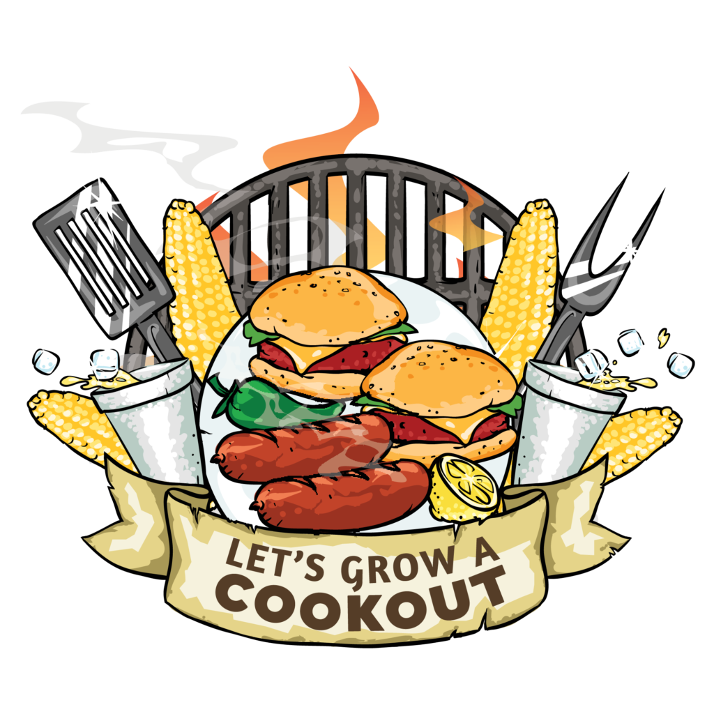 Let's Grow A Cookout - Christian Way Farm Spring Tour 2019