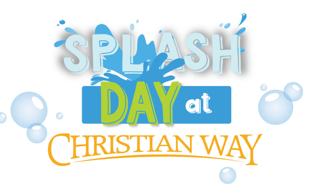 Splash Day at Christian Way