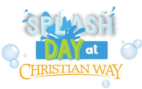 Splash Day at Christian Way