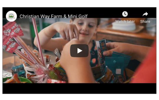 Christian Way Farm Video