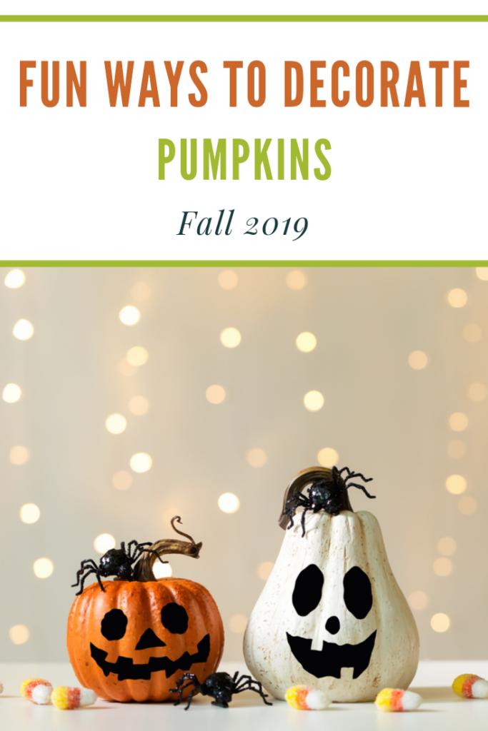 Fun Ways to Decorate Pumpkins from Christian Way Farm