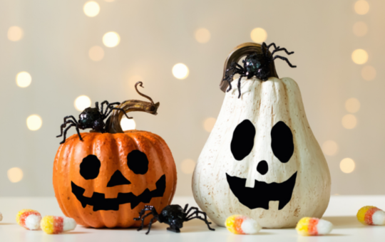 Fun Ways to Decorate Pumpkins
