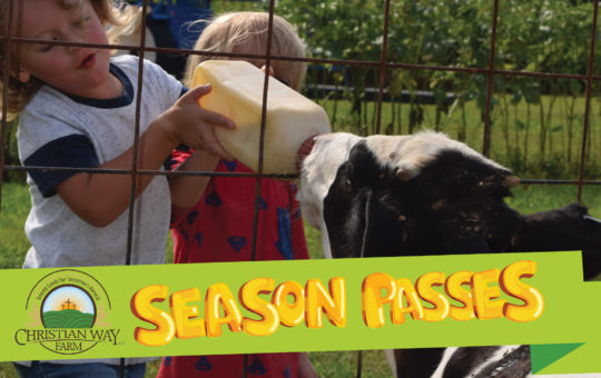 Christian Way Farm Season Pass